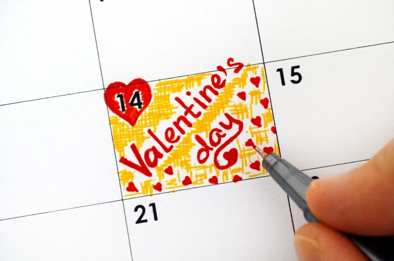 curiosità su san valentino