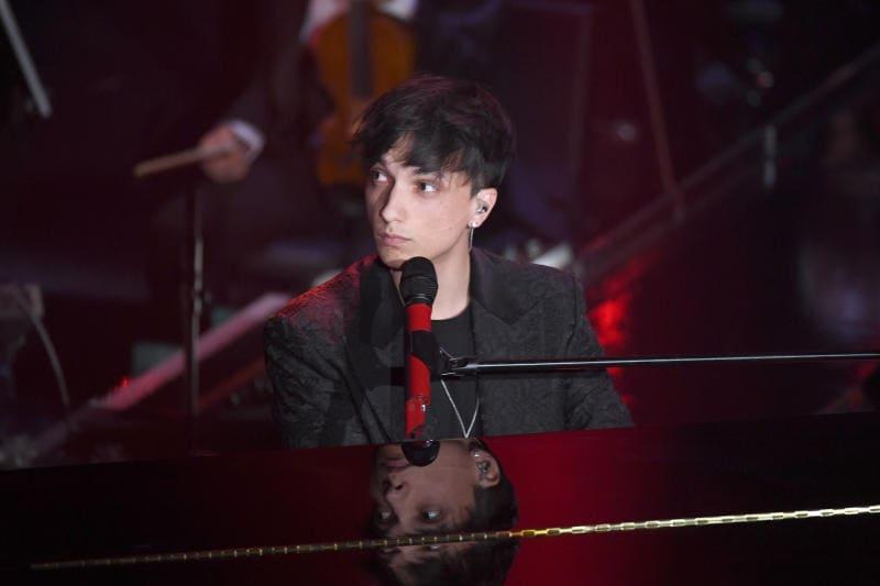 Ultimo, un cantante con la passione per la musica fin da bambino