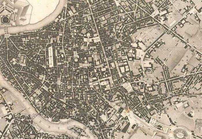 """Mapire, la """"Google Maps"""" del XIX secolo"""