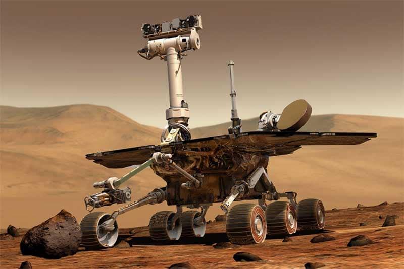 Nasa Opportunity | Missione compiuta per il robottino su Marte