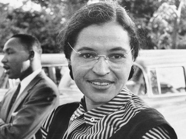 Rosa Parks: una donna da non dimenticare