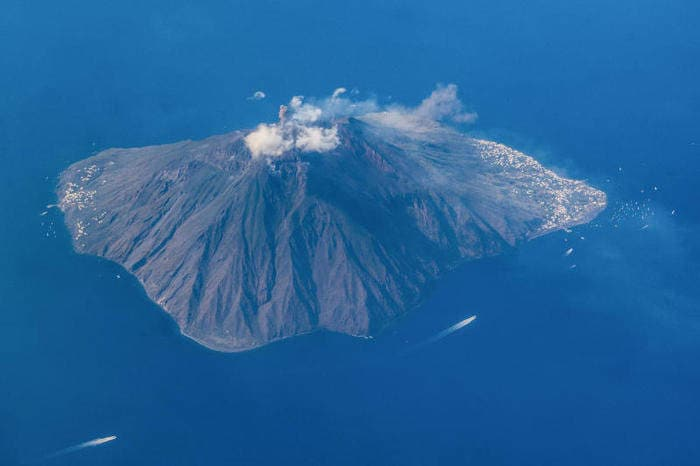 Lo Stromboli nel Medioevo provocò tre tsunami