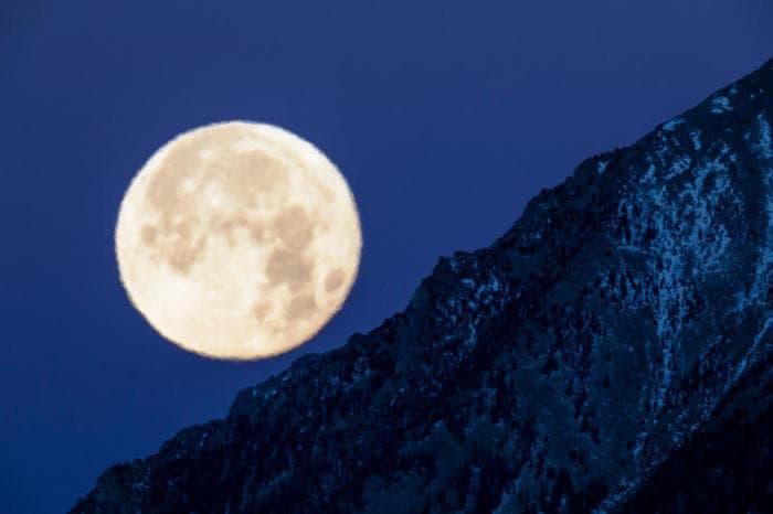 La Superluna di febbraio sarà la più grande di quest'anno