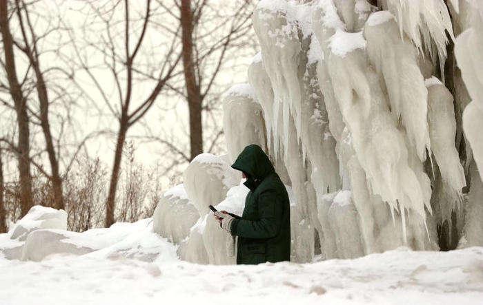 Vortice polare: ecco perché negli U.S.A fa così freddo