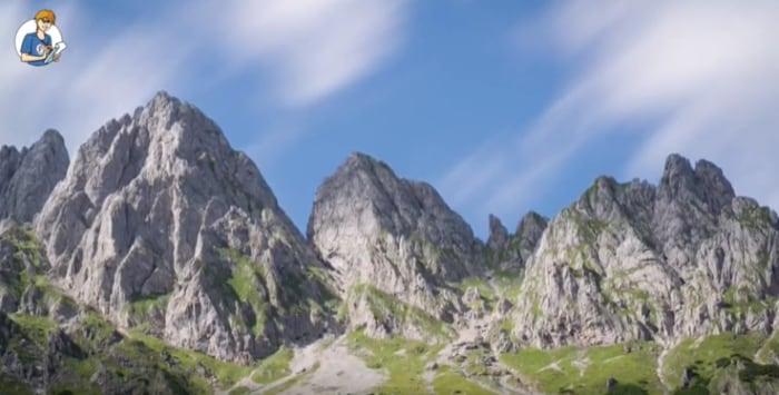 5 cose che non sai sulle montagne (VIDEO)