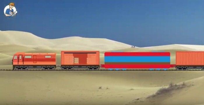 5 cose che non sai sui treni (VIDEO)