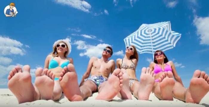 5 cose che non sai sulle vacanze (VIDEO)