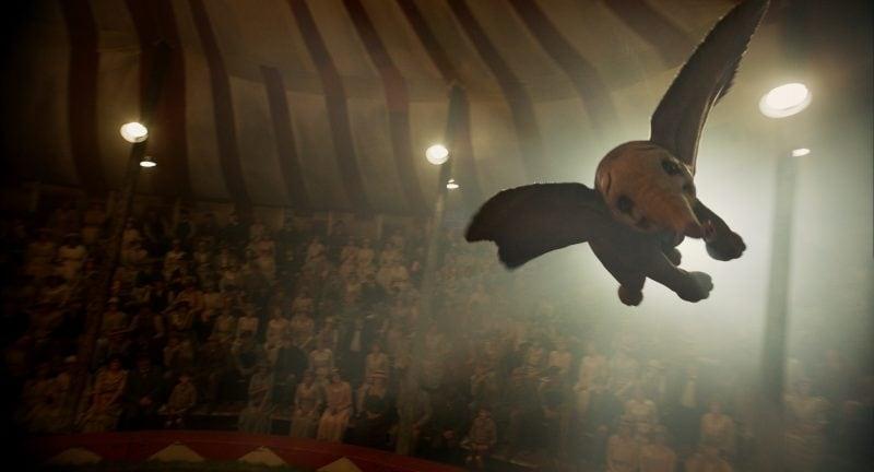 Dumbo: dietro le quinte del film