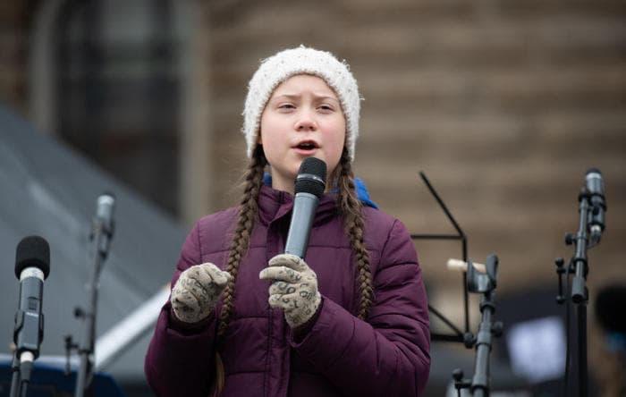 Greta Thunberg, l'eroina che combatte il cambiamento climatico