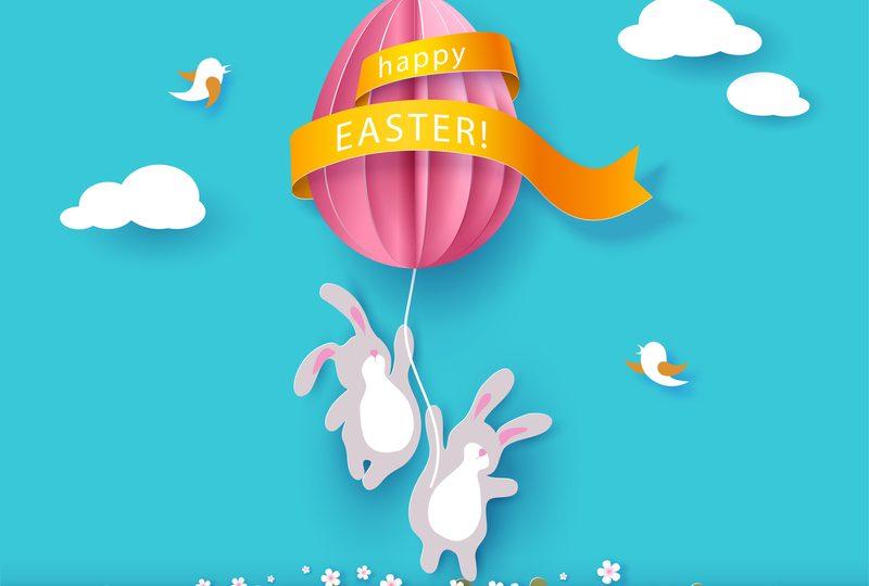 Buona Pasqua: bigliettini e card per fare gli auguri