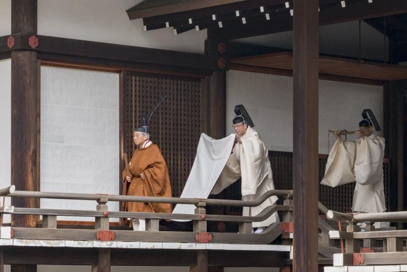 Il nuovo imperatore del Giappone: dieci curiosità