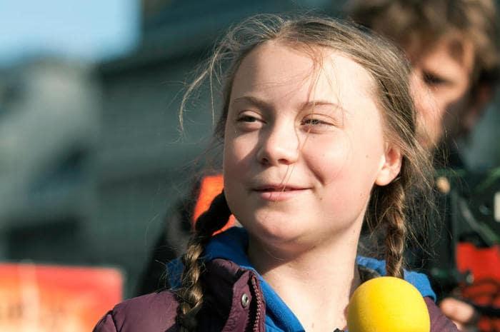 Scioperi del clima: Greta Thunberg arriva in Italia