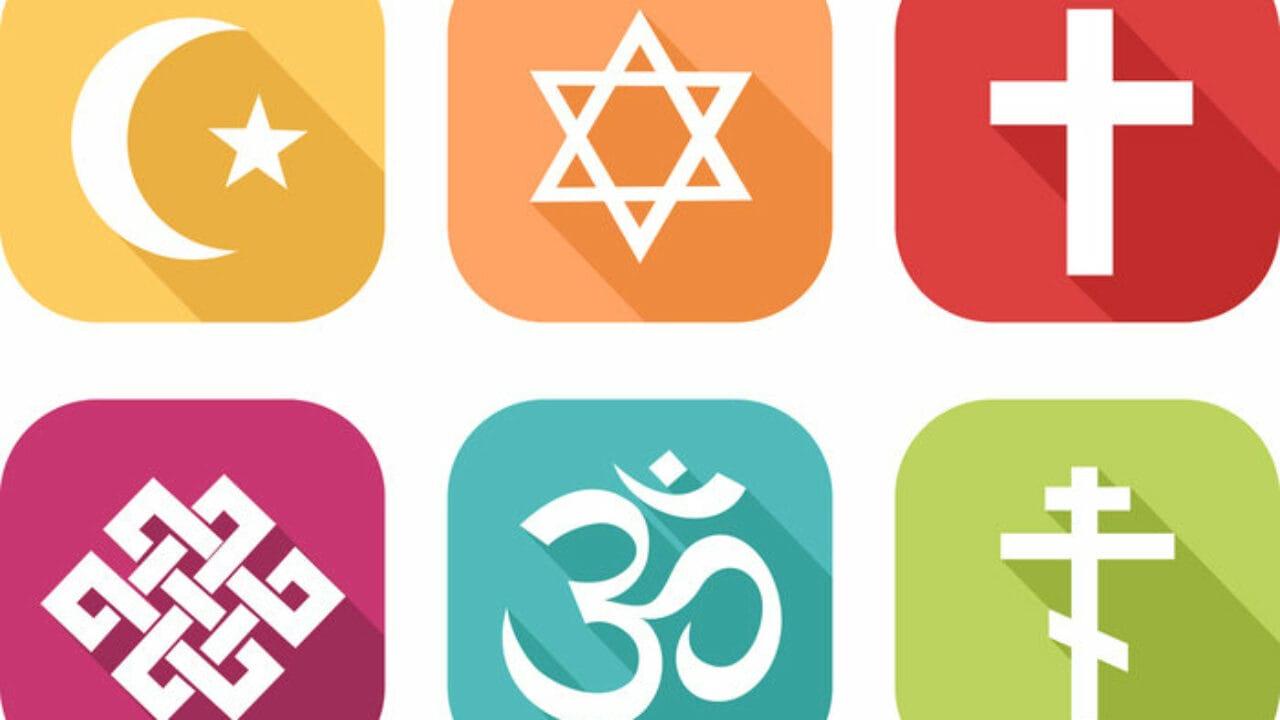 Cartina Del Mondo Con Le Diverse Religioni.Quali Sono Le Grandi Religioni Nel Mondo Focus Junior