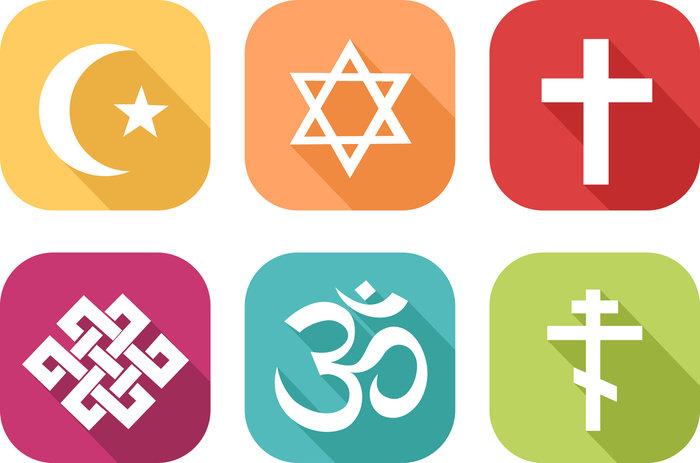 Le grandi religioni nel mondo