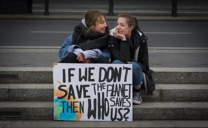 Clima: sono nati i Fridays For Future Italia