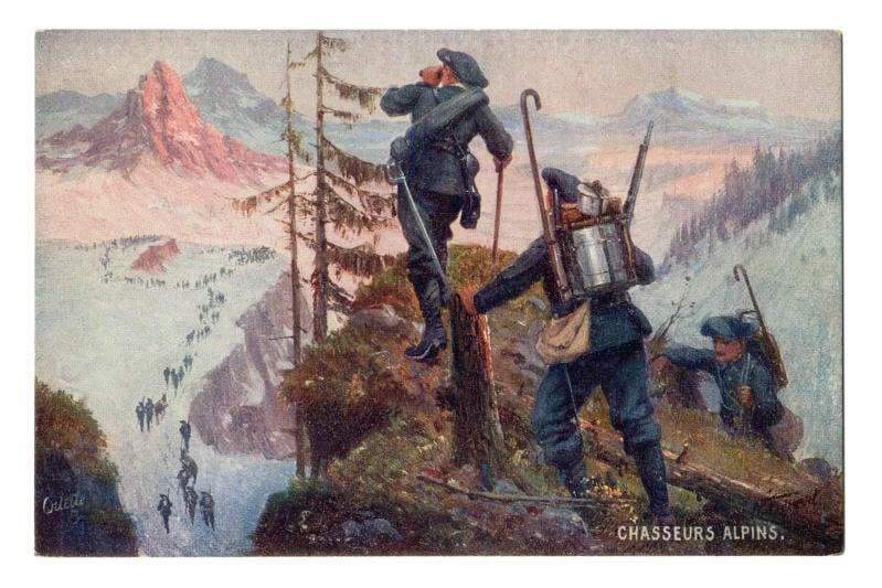 chi sono gli alpini