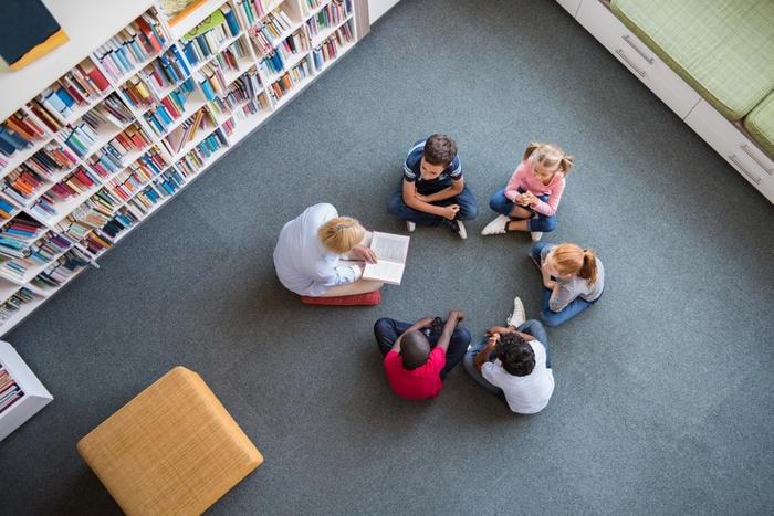 Espressione libera in classe: il circle time (o tempo del cerchio)