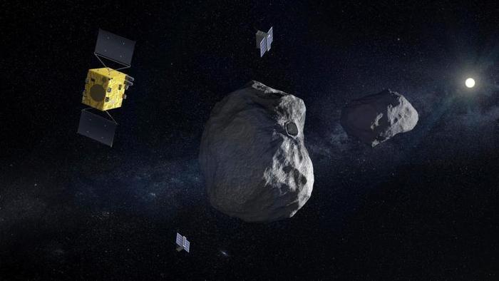 DART, il progetto della NASA per deviare un asteroide