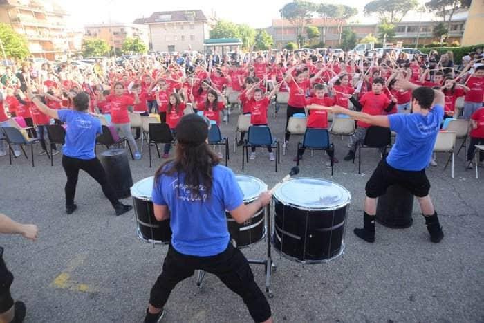 Manciano Street Music Festival, musica da strada