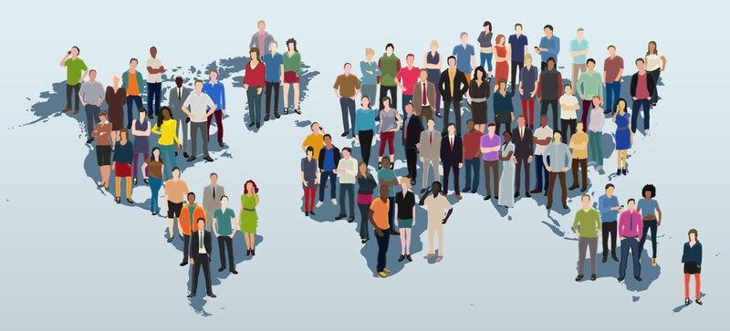 Popolazione mondiale: quanti (e dove) sono i terrestri?