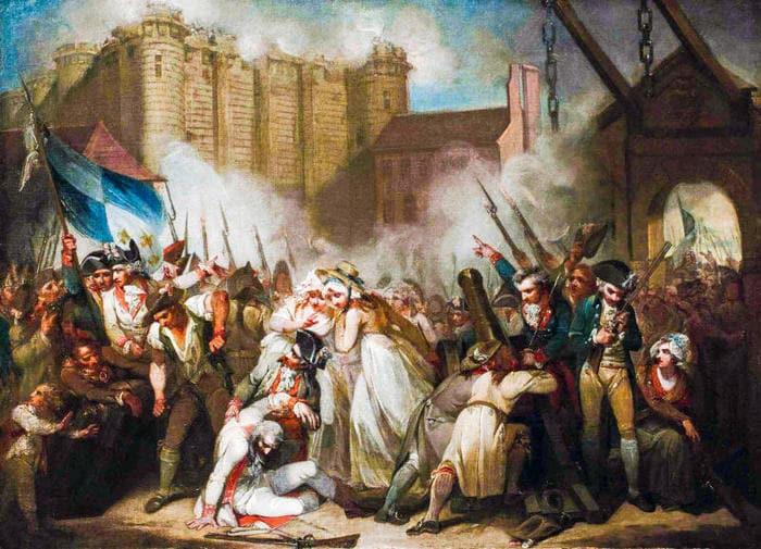 14 luglio: perché è la festa nazionale francese?