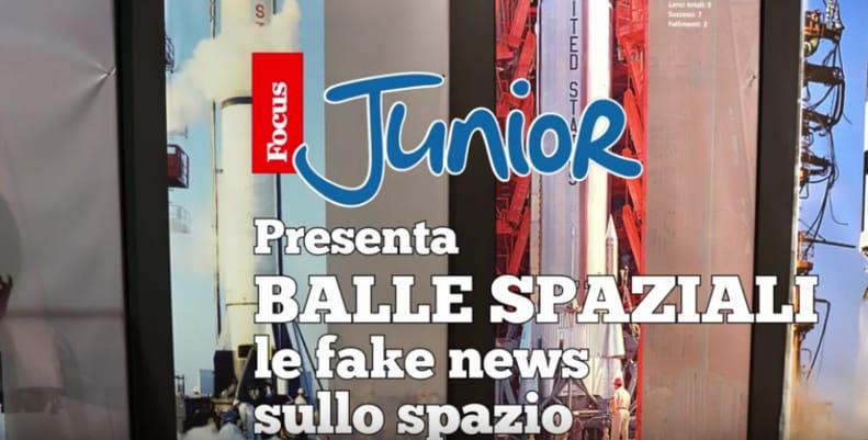 Fake news sullo spazio: smontiamole! (VIDEO)