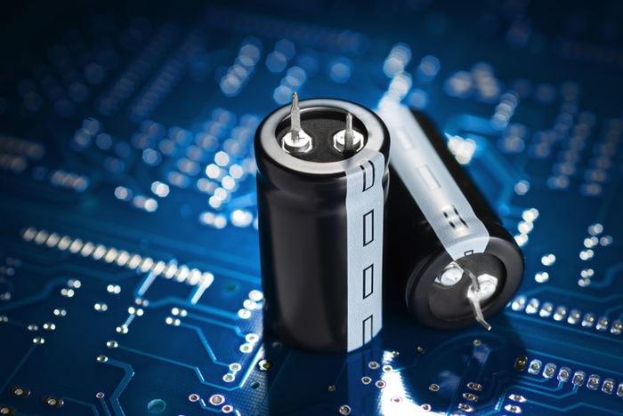Che cos'è un condensatore?