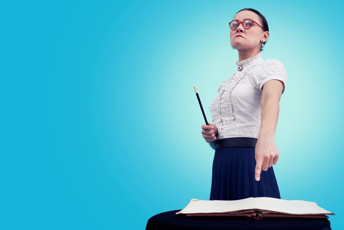 Note e castighi: la punizione a scuola è ancora efficace?