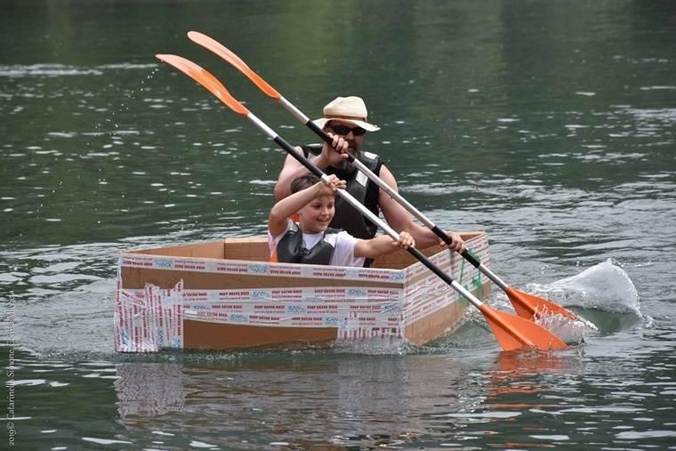Soap Kayak Race: resoconto di una giornata pazzesca!