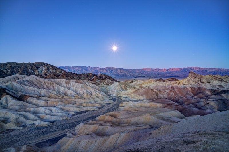 paesaggi lunari