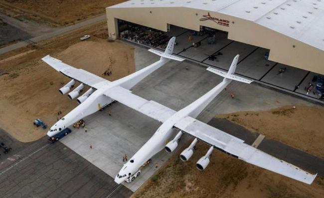 Qual è l'aereo più grande del mondo?