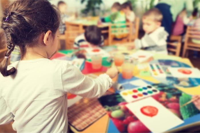 Insegnare arte a scuola aiuta i bambini a pensare, a muoversi…E a sognare