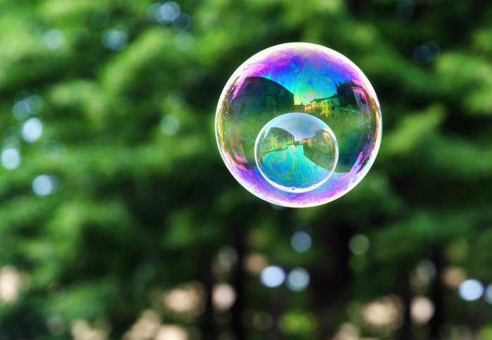 come fare in casa bolle di sapone