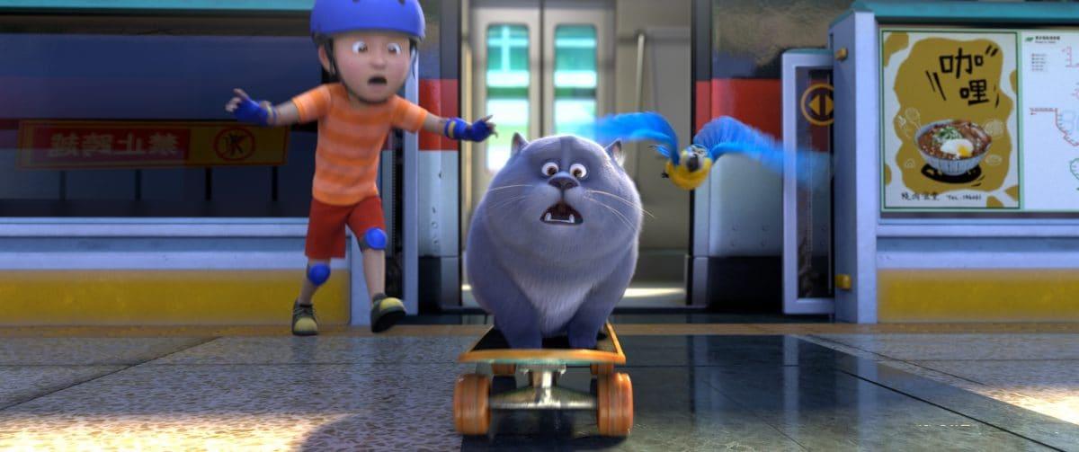 Cosa vedere al cinema: Birba micio combinaguai