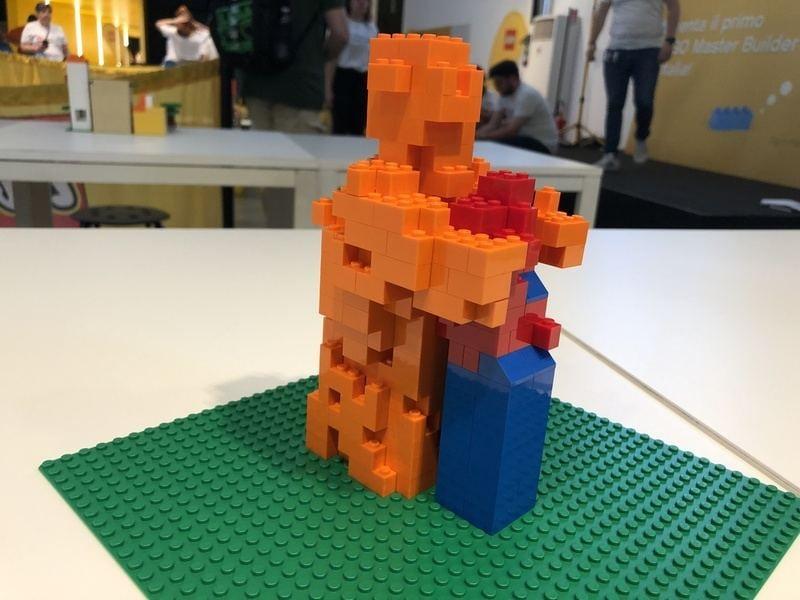 Lego Master Builder Italia