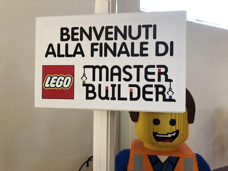 LEGO Master Builder: una giornata indimenticabile!