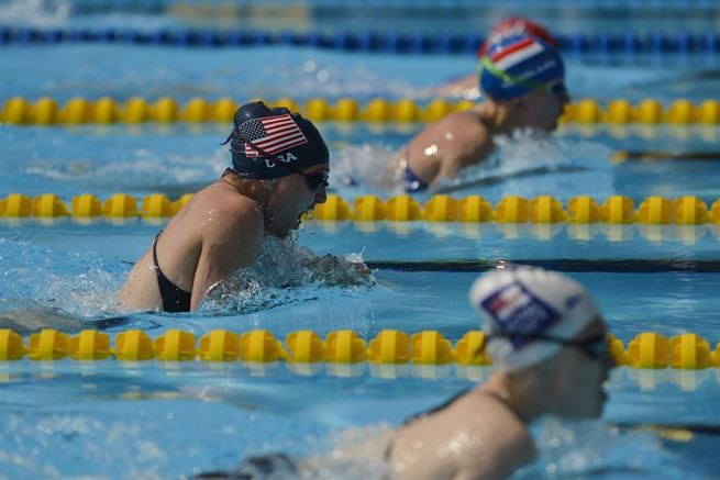 Benedetta Pilato a 14 anni vince l'argento ai mondiali di nuoto