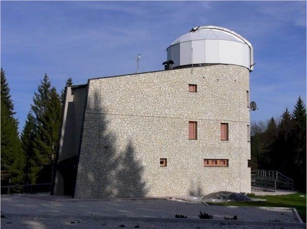 Osservatori e parchi astronomici