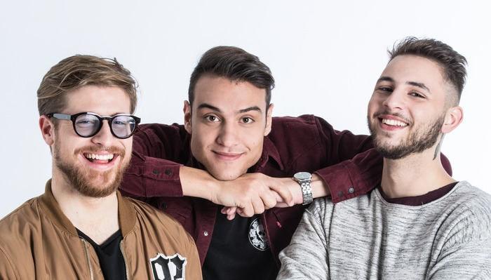 """Il trio colpisce ancora:""""Che Disastro!"""" il nuovo singolo di Awed, Dose e Preziosi"""