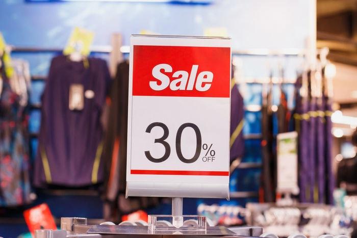La matematica dello shopping: sconti, aumenti e percentuali