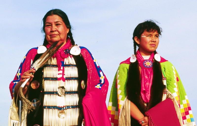 Da dove provengono i Nativi Americani?