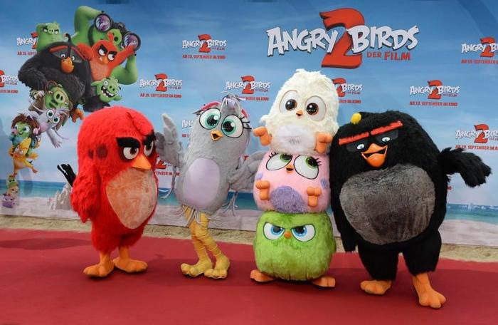 """Angry Birds 2: gli uccelli """"incacchiati"""" tornano al cinema!"""