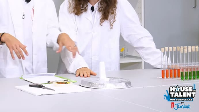 "House of Talent – Our Science Lab: ""Fulmini in casa"" (VIDEO)"