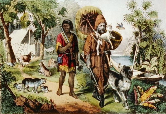 Esiste davvero l'isola di Robinson Crusoe?