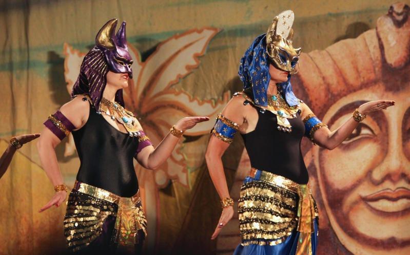L'Antico Egitto è troppo interessante
