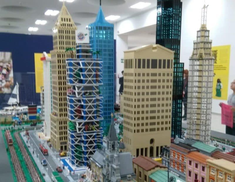 Lego: 1 milione di mattoncini in mostra