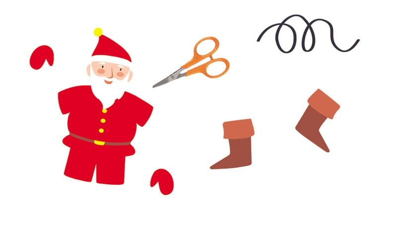 Lab natalizio: Burattini o addobbi?