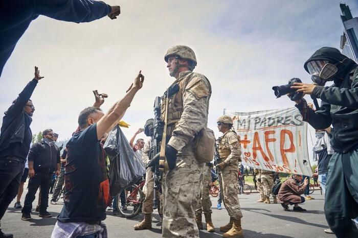 Cile: la crisi e la protesta spiegate ai ragazzi