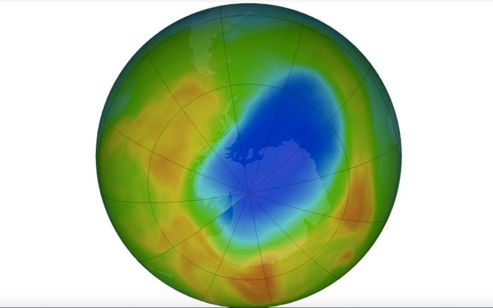 Il buco dell'ozono si sta chiudendo: ma è una buona notizia solo a metà