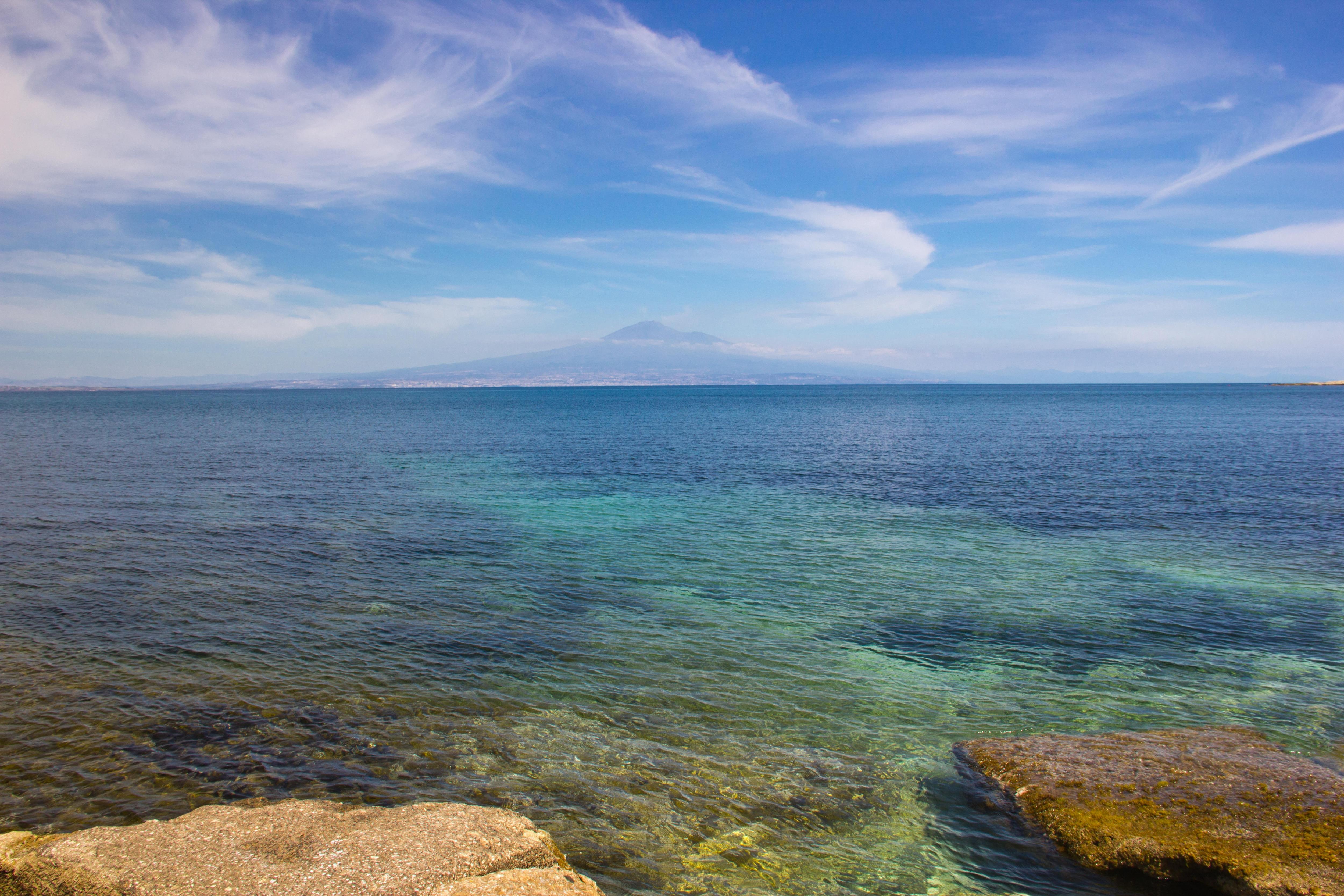 Junior reporter, un pesce tra i piedi nelle acque della meravigliosa Sicilia